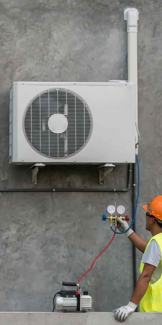 HVAC Technician in Charlotte NC