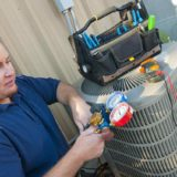 HVAC Technician in Charlotte NC